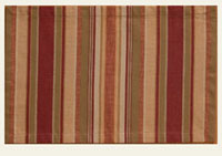 Spice Stripe Placemats - Woven (Set of 2)