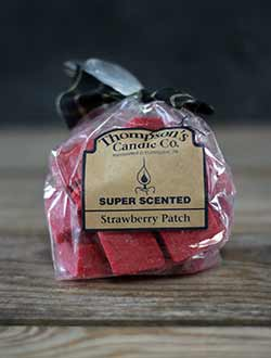 Strawberry Patch Scented Wax Crumbles