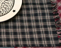 Sturbridge Placemat - Black