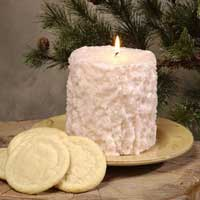 Sugar Cookie Cake Candle