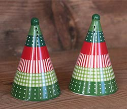 Whimsy Tree Salt & Pepper Shakers