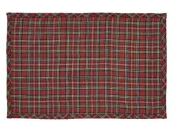 Tartan Holiday Placemats (Set of 2)