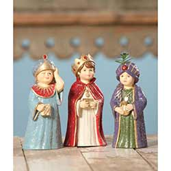 Three Wise Men (Set of 3)