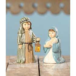 Mary & Joe Joe