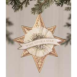 Wish Upon a Star Ornament (CLONE)