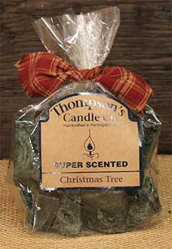 Christmas Tree Scented Wax Crumbles