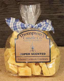 Glazed Lemon Cookies Scented Wax Crumbles