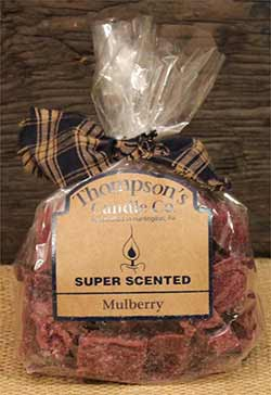 Mullberry Scented Wax Crumbles