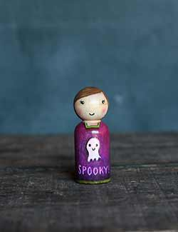 Spooky Sue Art Doll
