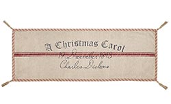 A Christmas Carol Table Runner - 36 inch