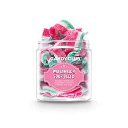 Watermelon Sour Belts Candy