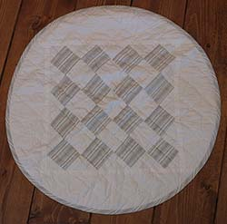 Hudson Quilted Tablemat