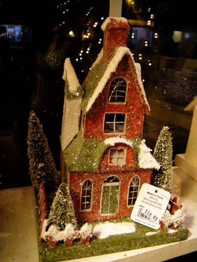 A Christmas House