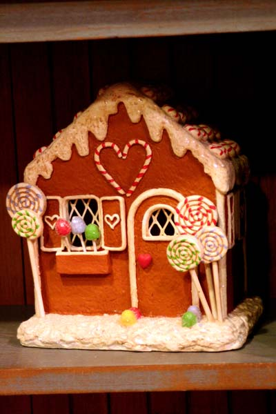What's Christmas without a Gingerbread House?