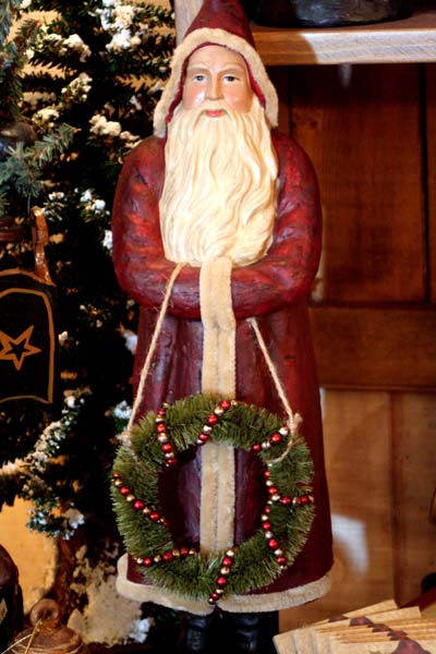 Santa Belsnickle
