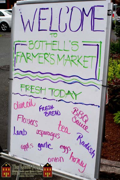 Bothell Farmers Market at Country Village Shops