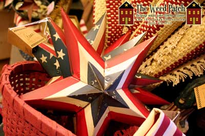 Primitive American Stars by Primitives by Kathy