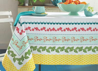 Sweet Summer Tablecloth by TAG