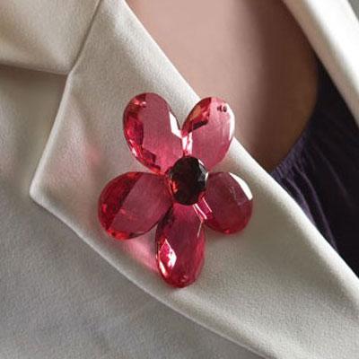 Flower Magnet by Abbott