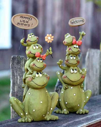 Little Hopper Stack - Mommy's Little Hoppers by Blossom Bucket