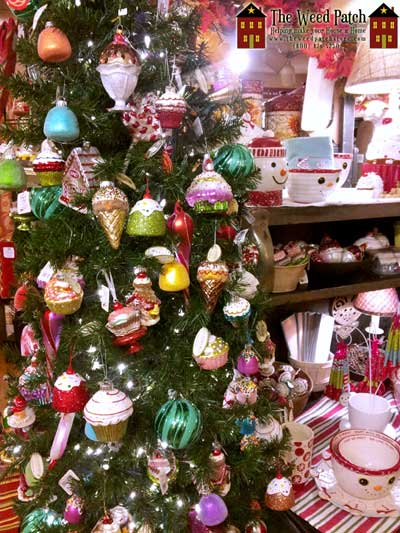 Christmas at The Weed Patch Country Store