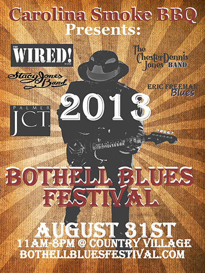 Country Village Bothell Blues Festival