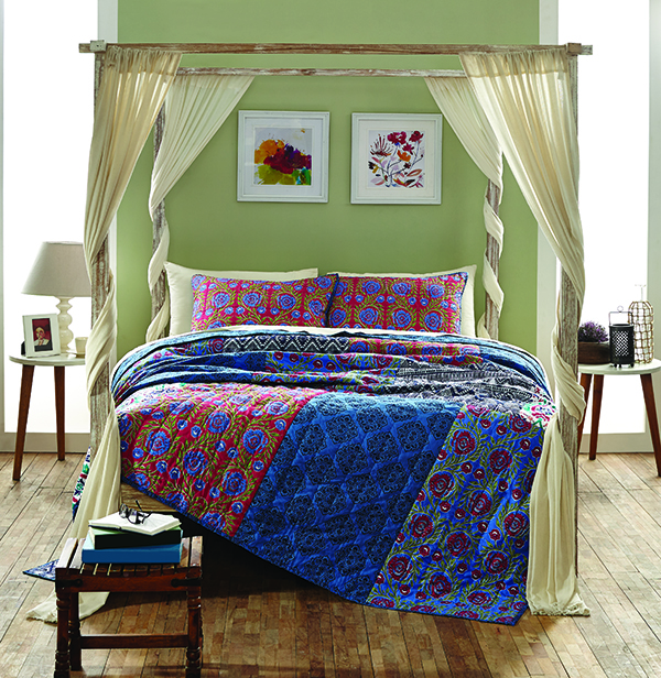 Meera Boho Bedding by VHC Brands