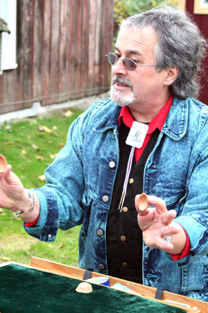 Gary The Magician at The Weed Patch