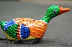 Wind Up Duck