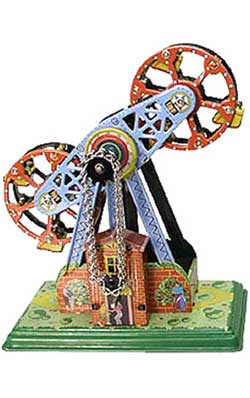 Wind Up Ferris Wheel
