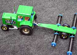 Green Tractor Equipment