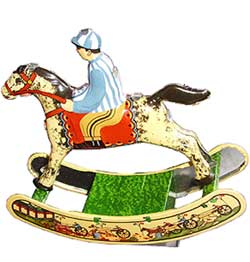 Rocking Horse and Rider