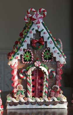 Cookie Confection Gingerbread House