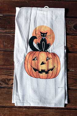 Jack & Friend Flour Sack Towel