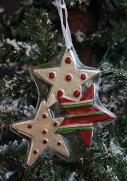 Home Christmas Ornament - Cookies