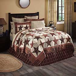 Abilene Star Quilt (Multiple size options)