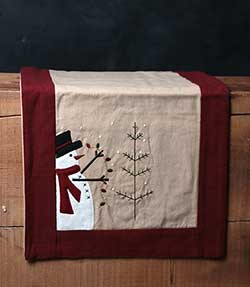 Trim a Tree Table Runner
