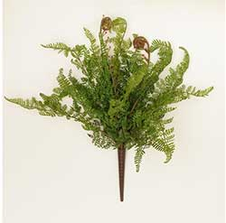 Faux Fern Greenery Bunch