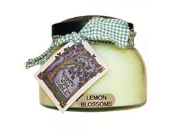 Lemon Blossoms Keepers of the Light Jar Candle - Mama