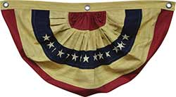 Colonial Flag Bunting