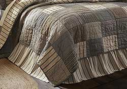 Sawyer Mill King Bed Skirt