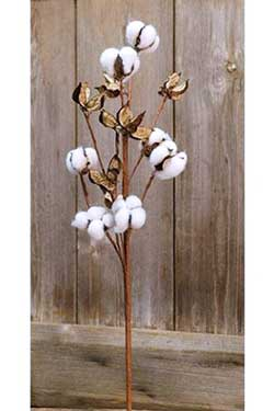 Cotton Ball 24 inch Spray