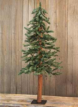 Alpine Christmas Tree - 4 foot