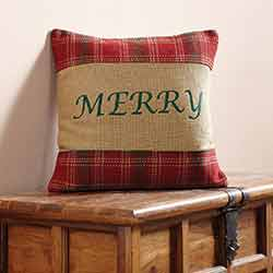 Whitton Merry Pillow (16x16)