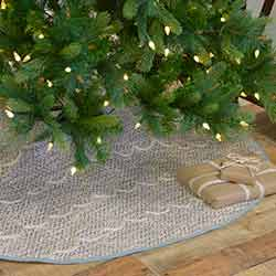 Sanbourne 48 inch Tree Skirt