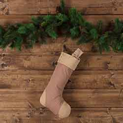 Clement Plaid 20 inch Stocking