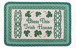 Bless This Irish House Rug