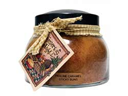 Praline Caramel Sticky Buns Keepers of the Light Jar Candle - Mama