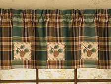 Lodge & Cabin Curtains
