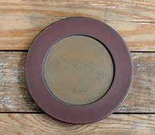 Candle Plates & Trays
